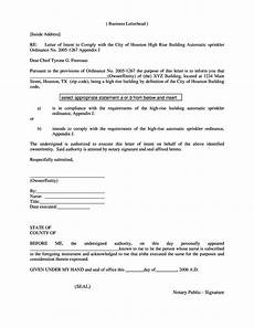 Notarized Documents Sample 30 Professional Notarized Letter Templates ᐅ Templatelab
