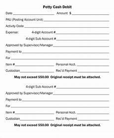 Cash Slips Free 7 Sample Cash Slip Templates In Ms Word Pdf