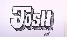 Cool Designs With Names Graffiti Writing Josh Name Design 31 In 50 Names