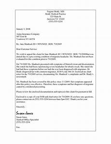 Appeals Letter Property Tax Appeal Letter Template Examples Letter