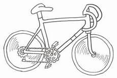 ausmalbilder fahrrad malvorlagen ausdrucken 2