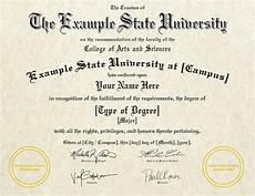 Fake Bachelor Degree Template Fake College Amp University Diplomas Cheaper Than Tuition