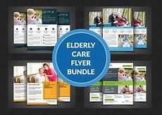 Home Care Flyer Home Care Flyer Bundle Flyer Templates Creative Market