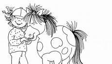 Ausmalbild Conni Pferd Conni Ausmalbilder Kostenlos Malvorlagen Windowcolor Zum