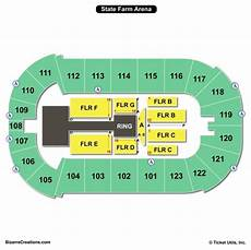 State Farm Arena Seating Chart Seating Charts Amp Tickets