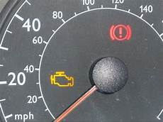 Vw Polo Catalytic Converter Warning Light How To Check And Reset Engine Warning Light Youtube