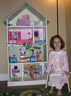 Barbie Doll House With Lights Keepsakesewing A Barbie Bookcase Doll House