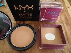 Nyx Professional Makeup Matte Bronzer Light Nyx Mini Haul Matte Bronzer Medium Slim Lip Pencil