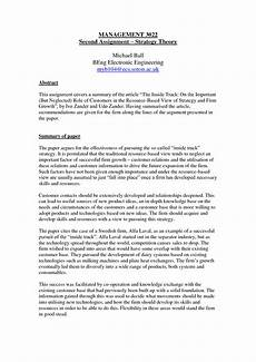 Examples Of A Summary Essay Excellent Summary Response Essay Example Thatsnotus