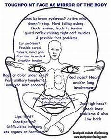 Face Reflexology Chart Reflexology On Pinterest Reflexology Charts And Foot