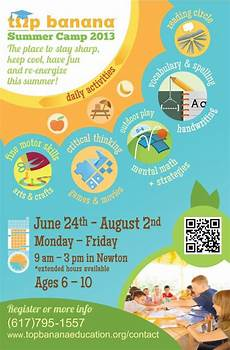 Summer Camp Pamplets Summer Camp 2013 Poster With Images Poster Design Kids