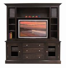large wide media cabinet with hutch classic eco friendly