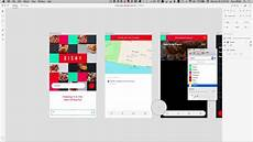 Adobe Xd Design Challenge How To Use Adobe Xd Youtube