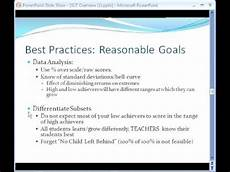 Example Of Goals Student Learning Targets Tips And Examples For Reasonable