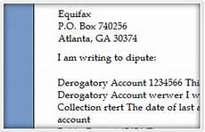 Credit Repair Letters Credit Dispute Letter Management And Credit Repair Letter