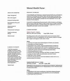 Free Nursing Cv Template Download 8 Nursing Cv Samples Sample Templates