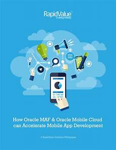 Mobile Cloud How Oracle Mobile Cloud And Oracle Maf Can Acccelerate
