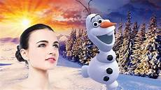 he s bigger than me how tall is olaf from frozen youtube