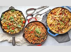 Three Easy One Pan Dinner Recipes for Busy Nights   Billy