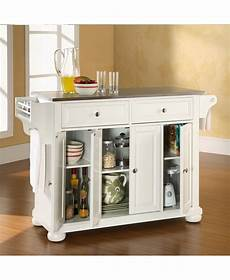 The Best Portable Kitchen Island With Seating Midcityeast Crosley Alexandria Stainless Steel Top Kitchen Island