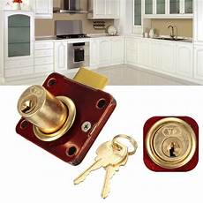 desk drawer dead bolt lock for drawers box cabinet