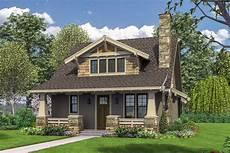 bungalow with open floor plan loft 69541am