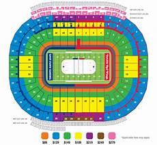 University Of Michigan Big House Seating Chart Michigan Stadium Quot The Big House Quot Seating Chart Maple