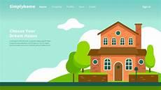 Vector Company Property Company Web Header Download Free Vectors