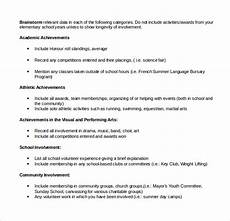 How To Outline A Resumes Sample Microsoft Resume 9 Documents In Word