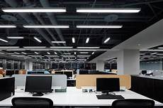 Open Office Light Cnyes Office Construction Plus Asia