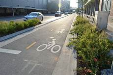 Cycle Track Design Cycle Tracks Separated Bike Lane Design Alta Planning
