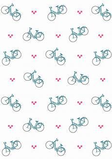 Printable Paper Free Digital Bicycle Scrapbooking Paper Ausdruckbares