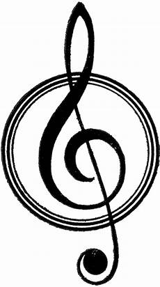Clef Music Vintage Music Clef Symbol The Graphics Fairy