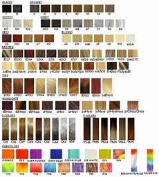 Ion Hair Color Chart Ion Red Hair Color Chartascaca