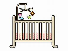 baby crib clipart 20 free cliparts images on