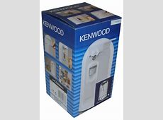 Kenwood CO606 can opener   ELF International Ltd