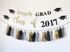 Congratulations Graduate Banner Graduation Banner Congrats Grad Banner Class Of 2017
