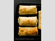Easy 30 Minute Chicken Chimichanga Recipe   Munchkin Time