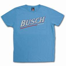 Busch Light Costume Busch Vintage Logo Shirt