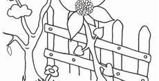 garten ausmalbilder 6 beste garten malvorlagen kostenlos