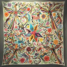 otomi embroidery mexico this colorful embroidered cloth
