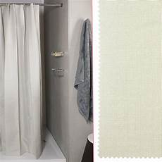 tenda doccia per vasca tenda doccia per vasca linum naturale misura 240x200 koh