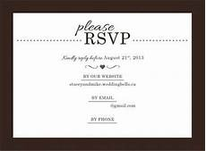 Online Wedding Rsvps 48 Wedding Rsvps For Couples Who Play By Their Own Rules