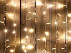 Fairy Lights Picture Frame Curtain Fairy Lights 2m X 3m White Cable