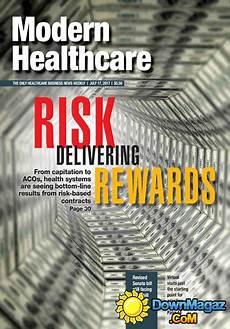 Modern Healthcare Modern Healthcare 17 07 2017 187 Download Pdf Magazines