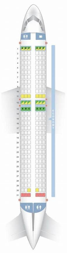 Airbus A320neo Seating Chart Easyjet Fleet Airbus A320neo Details And Pictures