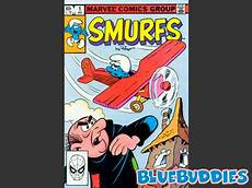 Smurf Comic Smurfs Issue 1 Smurfs Issue 2 Smurfs Issue