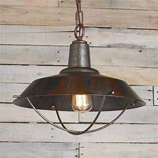 Rustic Lodge Pendant Lighting Rustic Copper Pendant With Grill Copper Pendant Lights