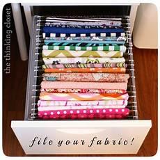 fabric storage inspiration and sew we craft
