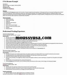 Cna Job Resumes Cna Resume Example And Job Description Mous Syusa